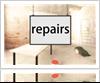 Repairs Sign